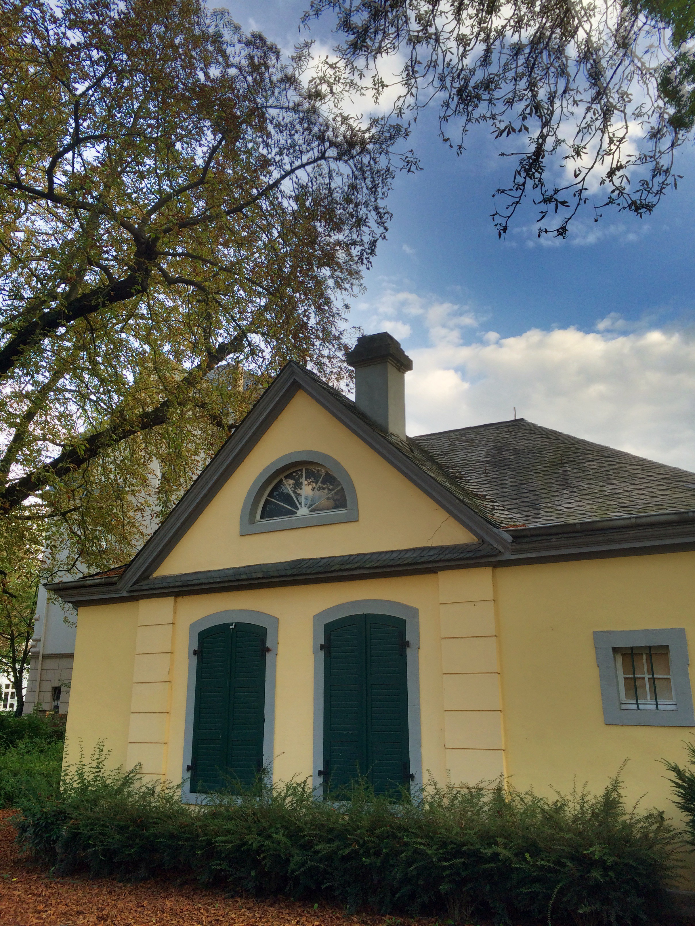 Gartenhaus Bonn bonn per rad poppelsdorf endenich und musikerviertel bonn