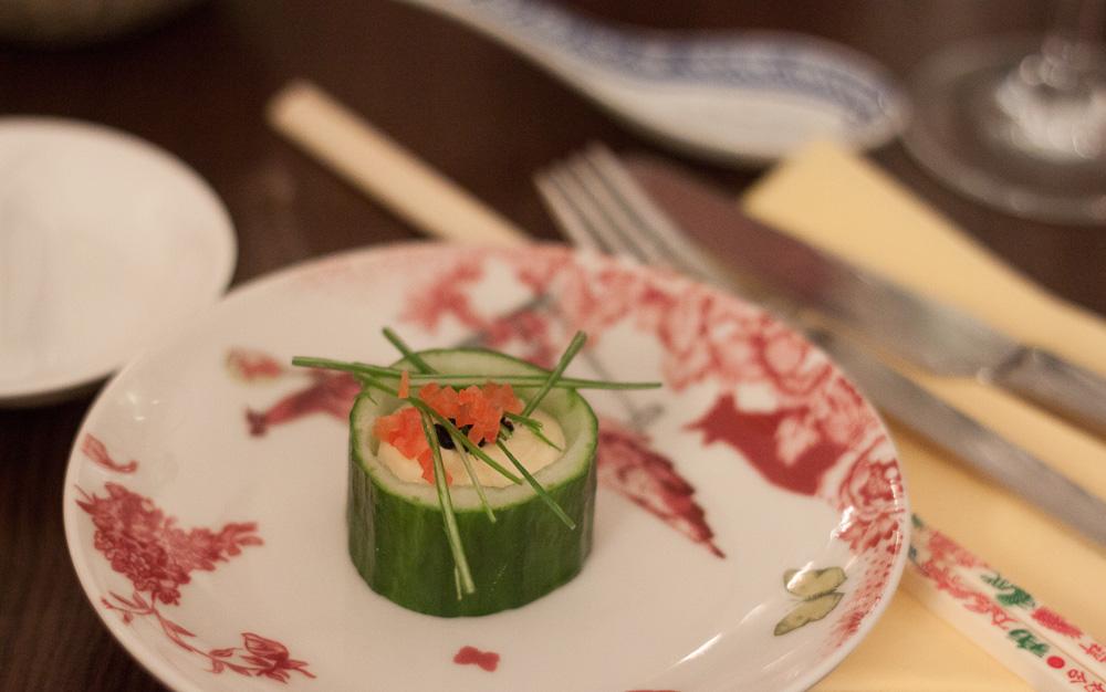 Klassenzimmer - Kochschule Japan