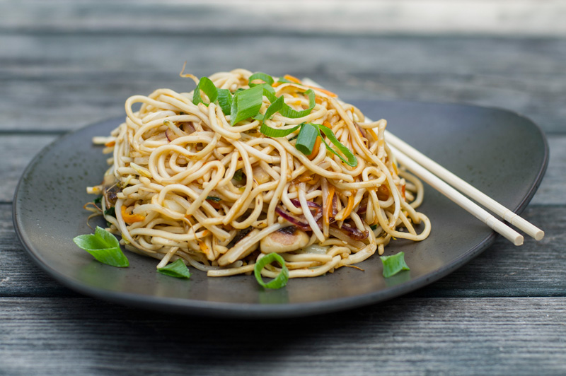 Asian Pacific Noodles
