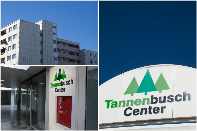 Tannenbusch Center 2015