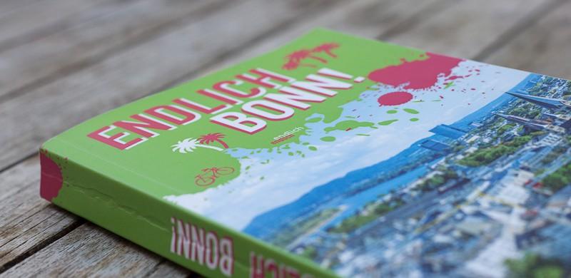 Endlich Bonn - das Buch